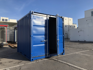 10 ft. Materialcontainer